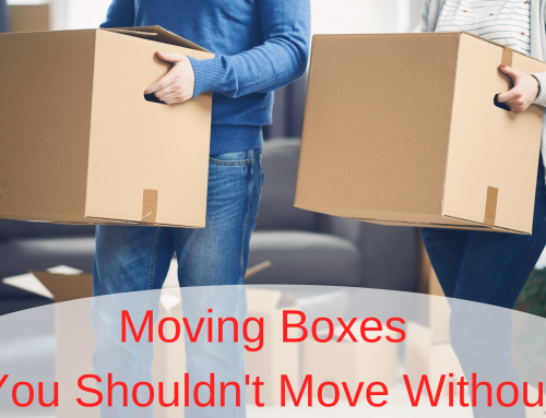 Moving Boxes You Shouldn't Move Without