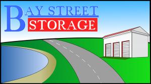 Bay Street Storage Retina Logo