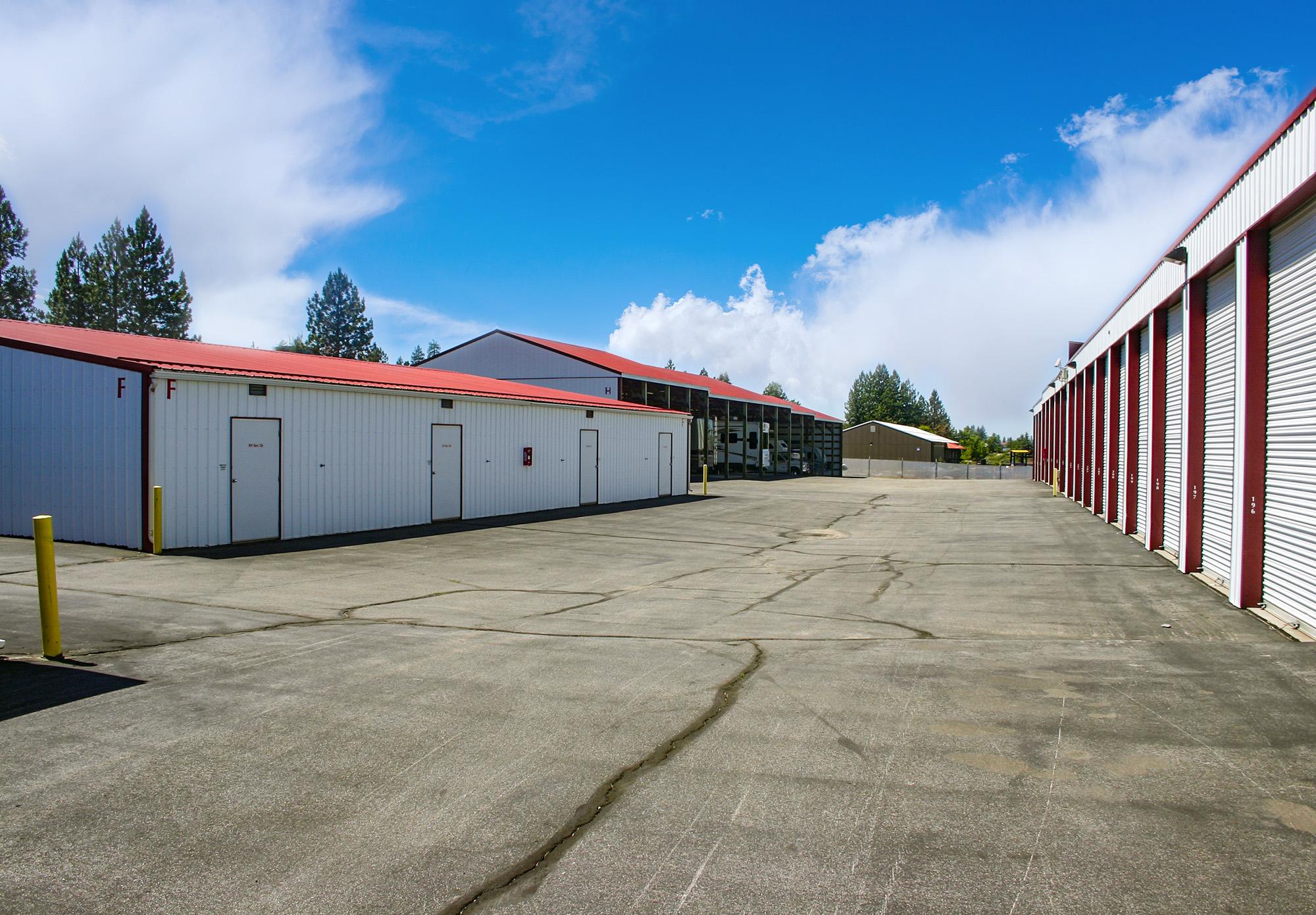Bay Street Storage Units in Post Falls, ID