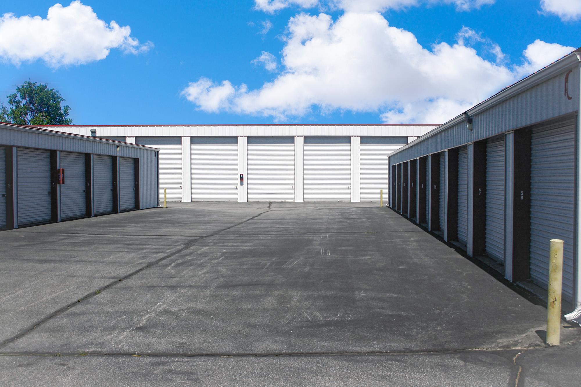 Self Storage Units in Post Falls, ID